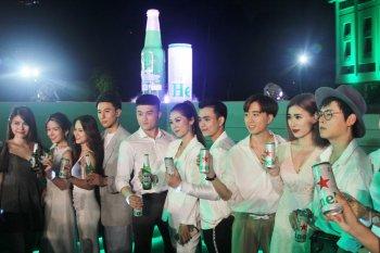 Ra mắt sản phẩm cao cấp Heineken Silver tại TP.HCM