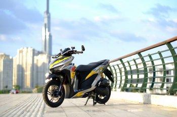 Honda Vario 150 thêm cá tính cho dân chơi