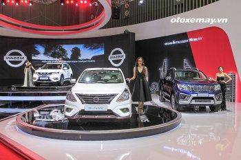 Nissan Việt Nam tung ưu đãi tháng 4