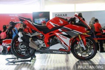 Honda ra mắt sportbike mạnh bậc nhất loại 250 phân khối