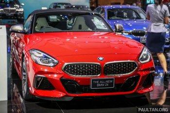 BMW Z4 mới ra mắt với giá bán từ 2,9 tỷ đồng