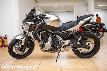 Kawasaki Việt Nam giảm giá sốc Z650 2019 còn 178 triệu đồng