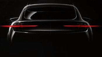 Ford chuẩn bị ra mắt SUV điện phạm vi 600 km