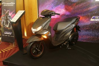 Yamaha Việt Nam ra mắt FreeGo 125 2019 giá từ 32,990 triệu đồng