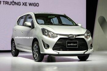 """Toyota Wigo """"qua mặt"""" Hyundai Grand i10 ở phân khúc xe cỡ nhỏ"""