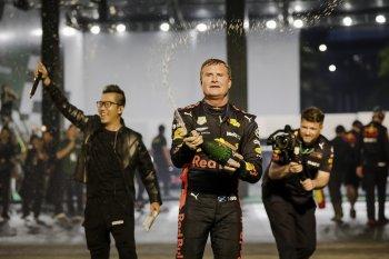 Huyền thoại David Coulthard sẽ trình diễn xe đua F1 tại Hà Nội