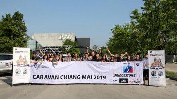 HÀNH TRÌNH BMW CARAVAN 2019 ÊM ÁI CÙNG LỐP BRIDGESTONE