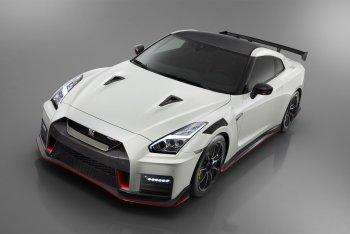 """Nissan GT-R Nismo """"thay da đổi thịt' tại Triển lãm Ôtô New York 2019"""