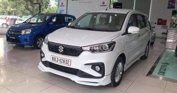 Suzuki Ertiga 2019 rẻ hơn 50 triệu đồng so với Mitsubishi Xpander?