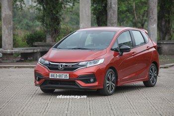 Honda Việt Nam ưu đãi 44 triệu khi mua xe Jazz