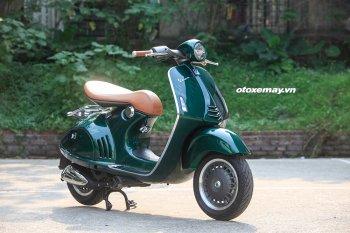 Vespa 946 Ricordo Italiano 2013 làm mới với màu Xanh – Forest Green