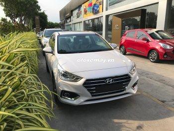 Hyundai Accent được trang bị cửa gió hàng ghế sau, bán ra từ ngày 1/5