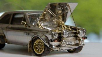 """Mô hình xe Ford """"xịn"""" nhất mọi thời đại"""