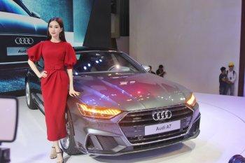 Audi Việt Nam triệu hồi các mẫu xe A7 Sportback Quattro, A8 Quattro và Q7 Quattro