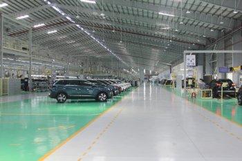 Thaco mở nhà máy sản xuất 20 nghìn xe cao cấp tiêu chuẩn Pháp