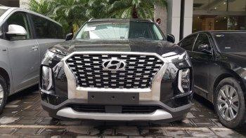 SUV cỡ lớn Hyundai Palisade bất ngờ xuất hiện tại Hà Nội