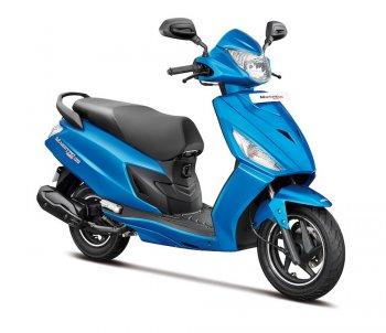 Hero Maestro Edge 2019 dáng tựa Honda LEAD giá chỉ từ 19 triệu đồng