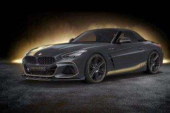 Manhart Performance nâng cấp BMW Z4 lên 500 mã lực