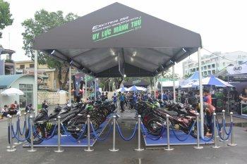 Soi chi tiết dàn Yamaha Exciter độ tại Sài Gòn