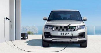 Land Rover thêm Hybrid và PHEV từ cuối năm 2019