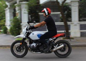 BMW R NineT Urban G/S - mẫu G/S phong cách Retro thực dụng