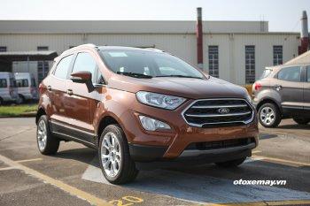 Ford triệu hồi gần 200 xe EcoSport tại Việt Nam vì lỗi ghế ngồi