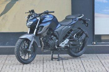 Chi tiết Yamaha FZ25 ABS 2019 tại Sài Gòn