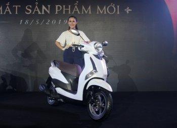 Yamaha Việt Nam ra mắt xe ga Latte giá 37,9 triệu đồng