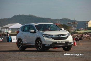 Honda Việt Nam tặng phiếu quà tặng khi mua City và CR-V đến hết tháng 6