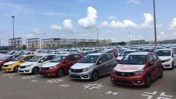 Honda Brio sẽ ra mắt thị trường Việt vào tháng 6 tới đây
