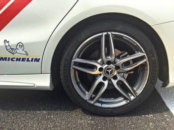 Michelin góp phần mang lại trải nghiệm đỉnh cao cho MBDA 2019