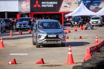 Mitsubishi Motors Việt Nam nói gì về vấn đề Xpander chảy dầu giảm xóc