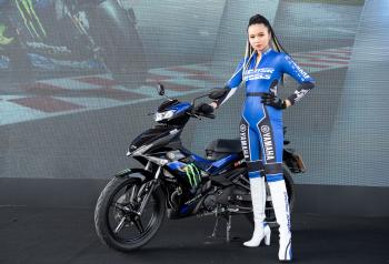 Những tính năng cực hay trên Exciter 150 phiên bản Monster Energy MotoGP