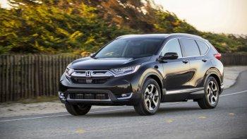 Honda CR-V 2019 bị triệu hồi vì túi khí tự bung