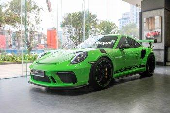 Với giá bán 15,9 tỷ đồng, Porsche 911 GT3RS Lizard Green được trang bị những gì ?