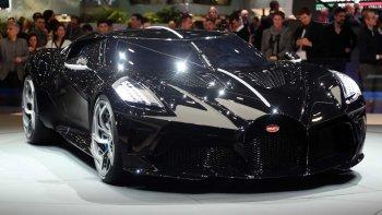 Siêu xe đắt nhất thế giới nhận giải thưởng thiết kế danh giá