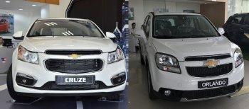 VinFast triệu hồi hơn 7.500 xe Chevrolet lỗi túi khí
