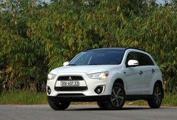 Mitsubishi triệu hồi 851 xe Outlander Sport và Outlander PHEV với lỗi hệ thống phanh
