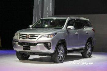Toyota Fortuner sẽ rẻ hơn khi chuyển sang lắp ráp?