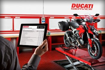 Ducati Desmo service có đáng sợ như những lời đồn?