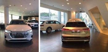 SUV chạy điện Audi e-tron bất ngờ xuất hiện tại Việt Nam