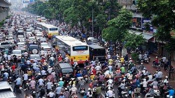 Hà Nội: Taxi, xe tải bị cấm hoạt động giờ cao điểm tại 11 tuyến phố