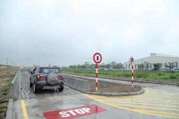 Ford Việt Nam đưa đường thử xe mới đi vào hoạt động