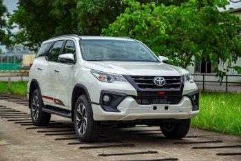 Toyota giới thiệu Fortuner lắp ráp trong nước, giá tăng nhẹ so với nhập khẩu