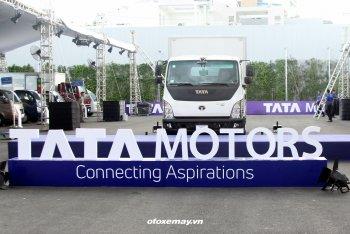 Ra mắt xe tải Tata giá 500 triệu đồng tại Việt Nam