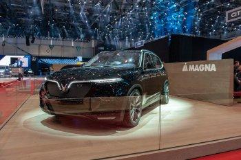 """VinFast và Mitsubishi - """"cứu cánh"""" cho triển lãm Việt Nam Auto Expo 2019"""