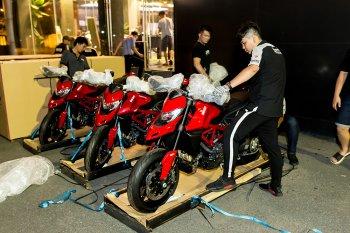 """""""Mở thùng"""" Ducati Hypermotard 950 2019 đầu tiên tại TP.HCM"""