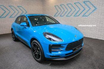 Porsche Macan mới có giá từ 3,1 tỷ đồng tại VN