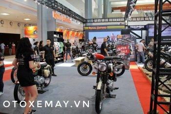 Royal Enfield đem tới Vietnam Auto Expo 2019 loạt xe 650cc mới