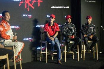 Ra mắt đội đua chuyên nghiệp RacingAKA, tăng nhiệt cho thể thao đua xe tại VN